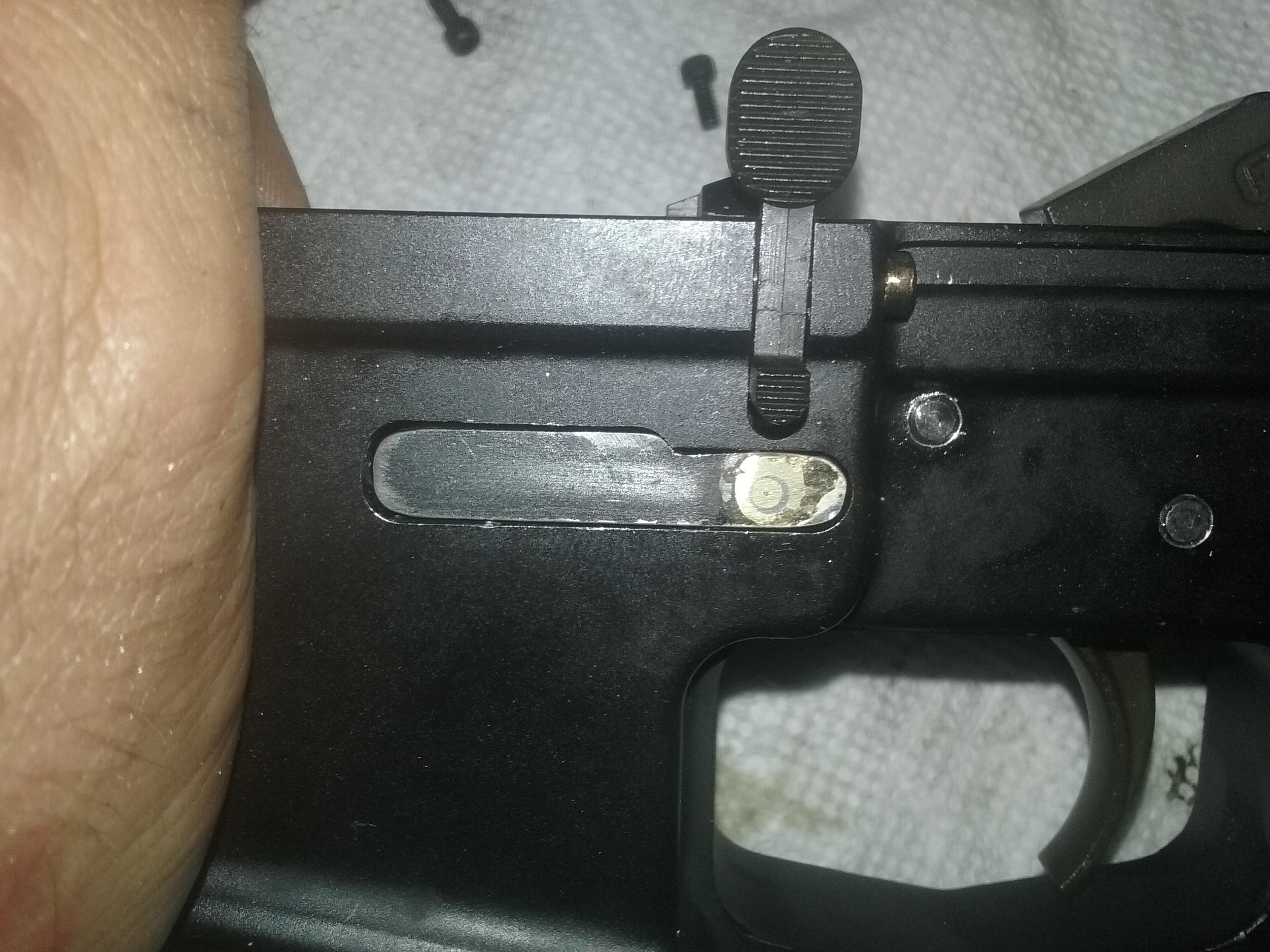 DPMS style  308 AR10